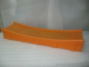 Step 2 Straight Shot Roller Coaster Middle Orange  Ramp Track Replacement