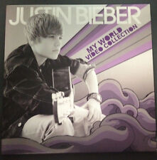 Justin Bieber, My World, Video Collection, DVD, 2010, in Cardboard Sleeve