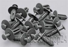 20x Mercedes Radhausschale Spreizniete Clips W124 W202 W203 W204 W208 W209  NEU