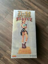 BOXED OFFICIAL LARA CROFT TOMB RAIDER STATUE ~ EIDOS ~ 1997  RARE. FREE POST