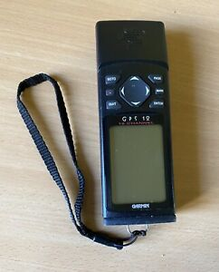 Garmin GPS 12 - Working But No Extras