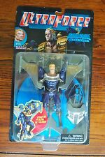 1995 Galoob UltraForce HardCase Ultra Hero! #15 Complete NIB