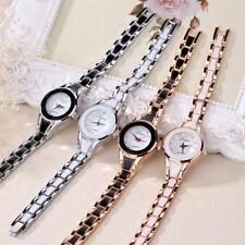 LVPAI Luxus Damen Uhr Mädchen Alloy Quarz Armbanduhr Analog Bracelet Rund Watch