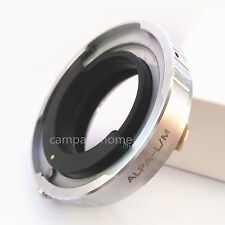 Alpa Mount Lens To Leica M LM Adapter M-E 240 M5 M6 M7 M8 M9 MP M9-P Ricoh GXR-M