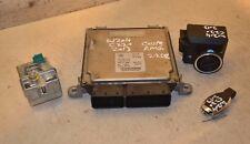 Mercedes C Class ECU Set A6519007500 W204 C220 CDi AUTO Ignition Switch Set 2012