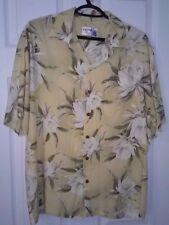 Lolani Hawaiian Shirt Size M Made In Hawaii Floral