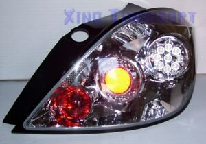 Lights Led-Back LED Chromed Chrome Astra H 5 P