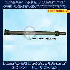 1992-2004 Chevrolet S10-GMC Sonoma Pickup RWD Rear Driveshaft replacements