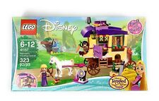 LEGO 6213314 Disney Rapunzel's Traveling Caravan 41157 Building Kit 323 Pieces