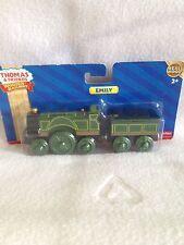 Brand new Thomas The Tank Engine Wooden Railway Emily Fisher Price Mattel
