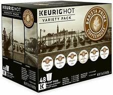 Barista Prima Coffeehouse Variety Pack Coffee 192 K cups BB 12/2018