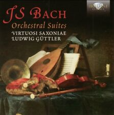 J.S. BACH-Orchestral Suite-CD -