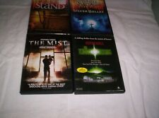StephenKINGSThe Stand(DVD-1,2-Disc Set)Silver Bullet-The Mist-The Tommyknockers-