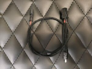 BMW 3 Series F30 Ambient Light AC / Radio Trim Y Cable, Cars w/o cupholder LED