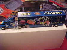 #24 JEFF GORDON 1995 WINSTON CUP CHAMPION 1/64 HAULER BY WHITE ROSE COLLECTIBLES