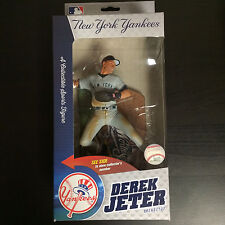 McFarlane MLB Derek Jeter NYY 1998 World Series Commemorative #/3000