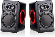 Computer Speakers For Desktop/Laptop,Usb Powered Pc Speaker, 2.0 Channel Stereo