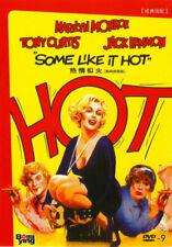Some Like It Hot. 1959. R2 Dvd. Marilyn Monroe Tony Curtis Jack Lemmon.classic