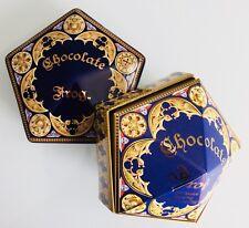 Universal Studios Harry Potter Honeydukes Chocolate Frog Ceramic Trinket Box Set