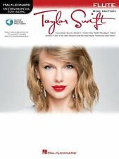 Taylor Swift: Flute Play-Along Book with Online Audio (Hal Leonard Instrumental