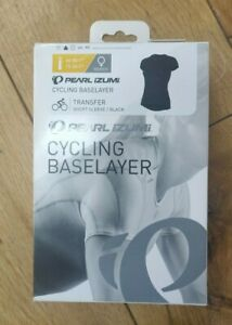 Pearl Izumi - Cycling Baselayer Transfer Short Sleeve - Black