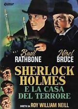 Dvd Sherlock Holmes E La Casa Del Terrore - (1945) .....NUOVO