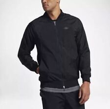 Nike Air Jordan Wings Black Men's Woven Jacket Size Large 843100 010