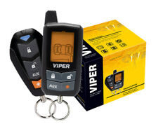 Viper 5305V 2 Way Lcd Vehicle Car Alarm Keyless Entry Remote Start System Dei