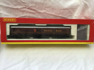 HORNBY R4155 LMS ROYAL MAIL TPO COACH SET ' 30246 ' - BOXED