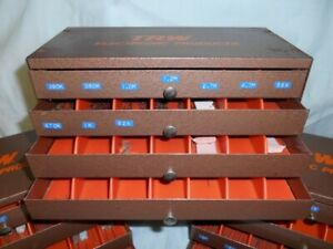 Small Steel Parts Drawer with compartments in good condition