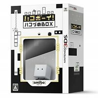 Nintendo Box Boy Hako Boy Qbby Amiibo 3DS Game Soft CD JAPAN USED