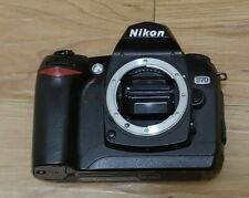 Nikon D70 6.1MP Digital SLR Camera - Black