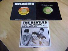 BEATLES - 45 's lot of 2 Plus Paul McCartney/Michael Jackson Say Say Hey Jude
