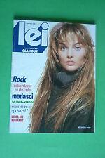 LEI GLAMOUR 112/1986 CARINE HOLTIES IRINA BROOK MARIO TESTINO FRANCOIS DECONINCK
