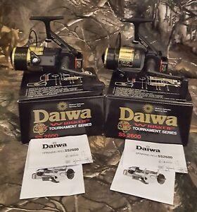 Daiwa Tournament Whisker SS2600 X2