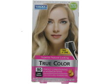 3 PACK LUCKY SUPER SOFT TRUE COLOR LIGHT BLONDE WOMEN'S HAIR COLOR NEW
