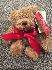 Birmingham International Airport Russ Berrie Harlington Souvenir Bear