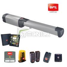 Kit cancello mono anta battente BFT PHOBOS BT A40 R935309 automazione 24V 4m