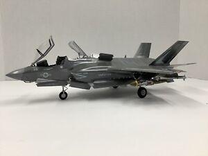 "1/48 F-35B ""Beast mode"" Built From Kitty Hawk Kit KH80102"