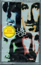 U2 - POP - MC K7 MUSICASSETTA NUOVA SIGILLATA