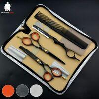 Professional Barber Scissors Kit For Hairdresser Hair Cutting Sicssor Household