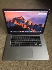 "Apple Macbook Pro 15"" (Mid 2014) i7 2.5 GHz, 16 GB Ram, 512 GB SSD, GT750M 2GB"