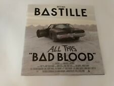 Bastille - All This Bad Blood - CD X 2 (2013) Indie