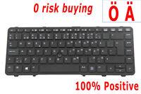 Swedish Finnish Nordic Keyboard for HP ProBook 640 G1 645 G1 738688-B71 Pointer