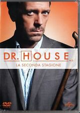 /5050582959673/ Dr. House - Stagione 02 (6 Dvd) DVD Universal Pictures
