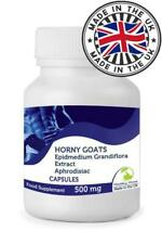 Horny Goat Weed Extract 1000mg Capsules Nutrition