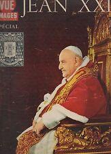 point de vue N°782 le pape jean XXIII 1963