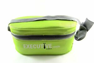 Milton Executive Lunch Box Soft Insulated Tiffin Box 2 SS Container