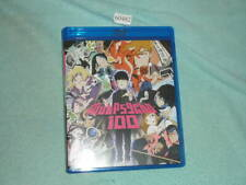 Mob Psycho 100: Season 1,2 Complete Anime Series, Just Blu-Ray Only 4 Disc