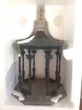 "New ListingDept 56 ""Town Square Gazebo"" Heritage Dickens Village Collection 5513-1 New"